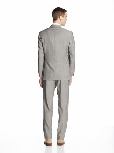 Calvin Klein Men's Malik Neat Two Button Suit