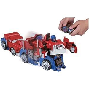 Transformers 2 in 1 Radio Control Optimus Prime