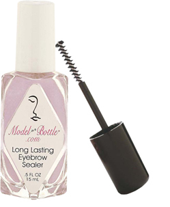Model in a Bottle Eyebrow Sealer
