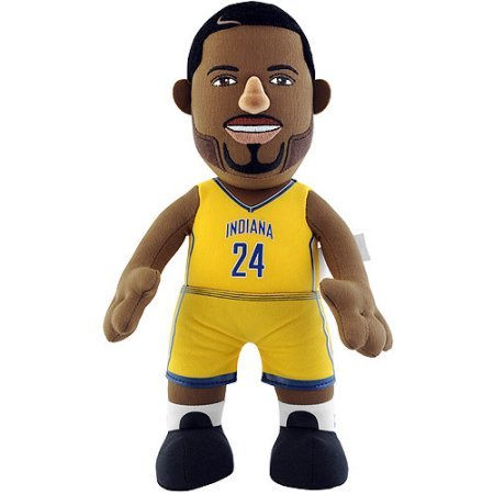 "Player 10"" Plush Doll Indiana Pacers, Paul George"