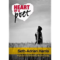 Heart of a Poet: Seth-Adrian Harris (Institutional Use)