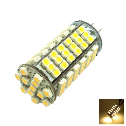 G4 102 Smd 3528 Led Warm White Lights 3000K Spot Light Bulbs 12V 7W 550Lm