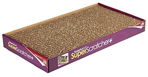 furniture-scratchers-smartykat-super-scratcher-cat-scratcher-extra-large-corrugated-catnip