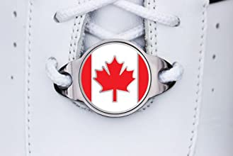 Shotmarkers Canada Flag Ball Markers