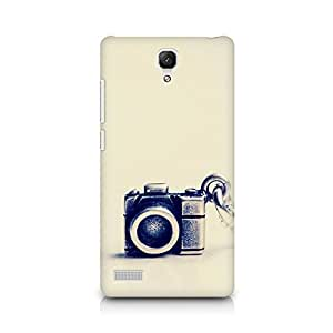 Mobicture Nano Art Camera Premium Printed Case For Xiaomi Redmi Note