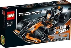 Amazing LEGO Technic Black Champion Racer - 42026 - Lego® Gift Wrapped Edition