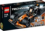 Amazing LEGO Technic Black Champion Racer - 42026 - Lego® Gift Wrapped Edition