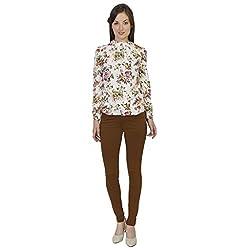 Clench Women's Full Length Denim Jeans - Size 38