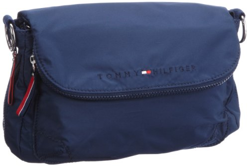Tommy Hilfiger Women's Tessa Medium Crossover Shoulder Bag