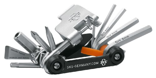 SKS Tom 18 Function Multi Tool (Black)