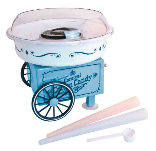 Purchase Nostalgia Electrics PCM305 Vintage Collection Hard and Sugar Free Cotton Candy Maker