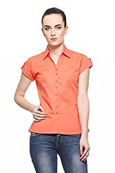 Fasnoya Women's Casual Shirt-S