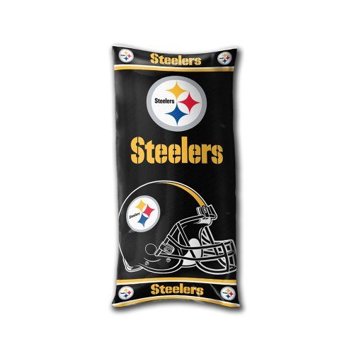 Pittsburgh Steelers YOUTH Body Pillow from SteelerMania