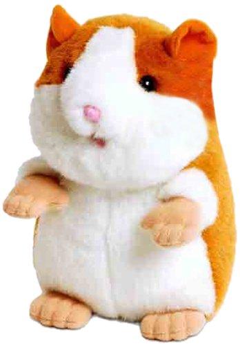 Peluche Hamster Con Voz - Repite Lo Que Dices