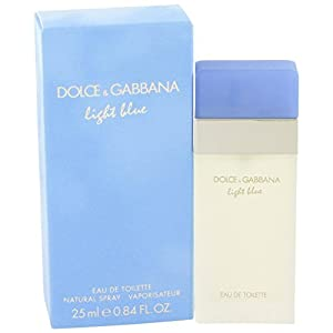 LIGHT BLUE For Women By DOLCE & GABBANA 0.84 oz EDT Spray