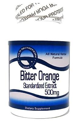 Bitter Orange Standardized Extract 500mg 90 Capsules ^GLS