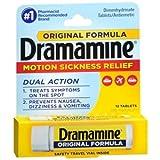 Dramamine 50mg Tablets-12 ct