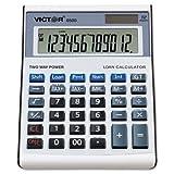 Victor 6500 Executive Desktop Loan Calculator