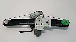 95 97 ford lincoln town car right rh side rear back window for 02 lincoln ls window regulator
