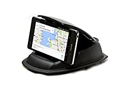 See Navitech In Car Universal Dashboard Friction Mount For Smart Phones Including The Samsung Galaxy S5 / Samsung Galaxy S5 Active / Samsung Galaxy K Zoom Details