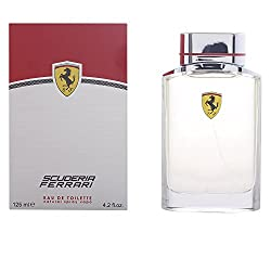 Ferrari Scuderia Eau De Toilette for Men, 125ml