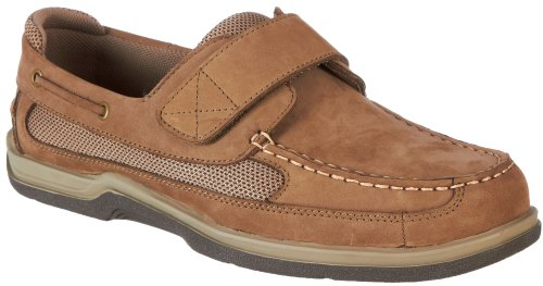 Reel Legends Admiral Mens Boat Shoes Taupe 10W