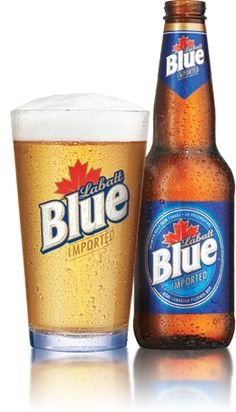 labatt-blue-beer-pint-glass