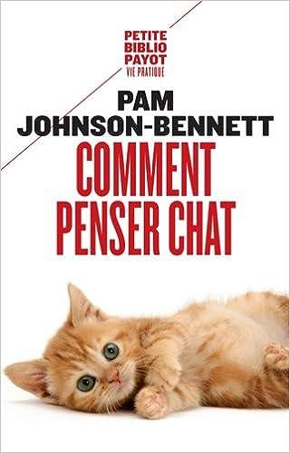 photo comment penser chat pam johnson bennett