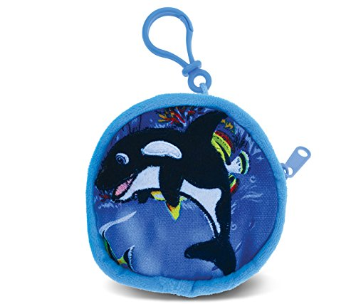 WeGlow International Kids Coin Bag - Killer Whale