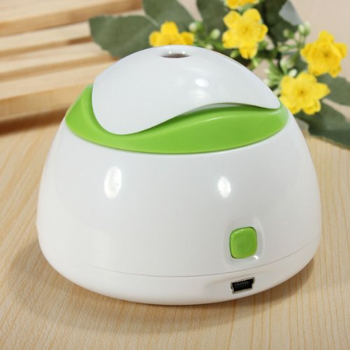 USB Mini Humidifier Air Purifier Aroma Diffuser
