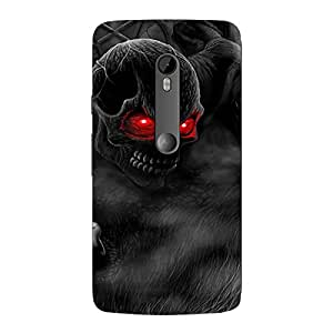 perfect print Back cover for Motorola Moto X (3rd Gen)