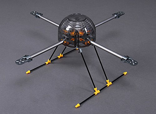 Hobbyking - Turnigy H.A.L. (Heavy Aerial Lift) Quadcopter Frame 585mm (Ls Model Helicopter compare prices)