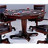 Amazon.com: Wood - Game Tables / Home Entertainment Furniture ...