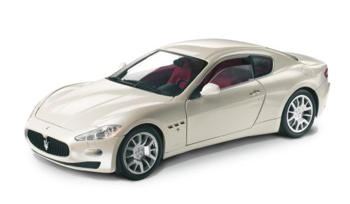 MONDO 1:18 SCALE MASERATI GRAN TURISMO DIECAST DIE-CAST MODEL TOY CAR CARS NEW