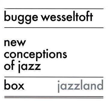 Bugge Wesseltoft - New Conception of Jazz Box - Zortam Music