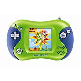 Buy LeapFrog Leapster 2 Learning Game System - Green by LeapFrog