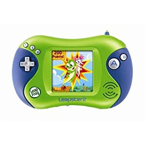 LeapFrog Leapster 2 Learning Game System - Green