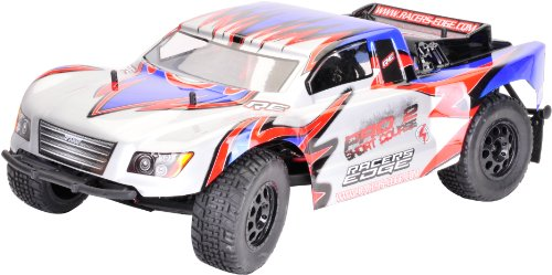 Racers Edge Racers Edge Pro2 Short Course Truck Ready-to-Run Blue