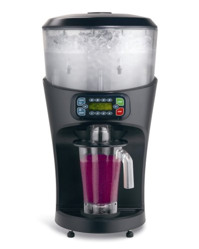 Hamilton Beach HBS1200 Commercial Revolution Ice-Shaver Blender, Black