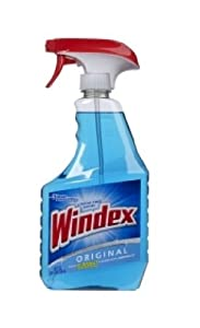 Johnson Wax 26 Oz Windex Original Glass Cleaner  20133
