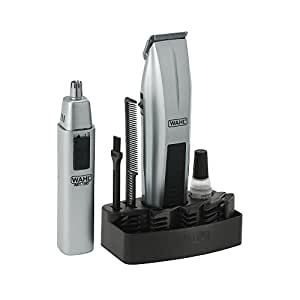 wahl wireless men 39 s beard ear and nosetrimmer kit beauty. Black Bedroom Furniture Sets. Home Design Ideas