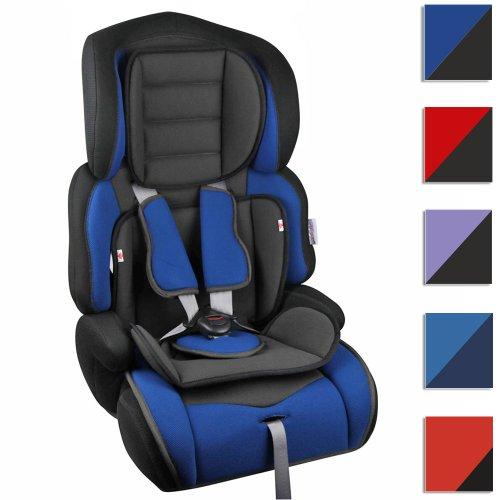 Infantastic® KASTZ01 Seggiolino auto gruppo I/II/III 9-36 kg colore a scelta