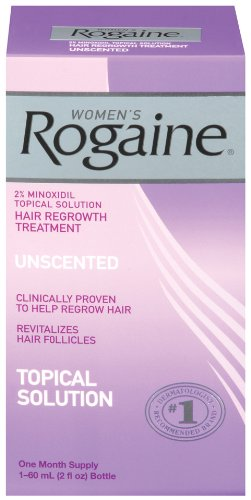Rogaine for Women Hair Regrowth Treatment, 2