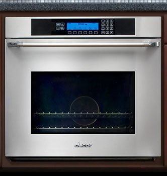 Dacor 27 In. Stainless Steel Electric Single Wall Oven - Eo127Sch