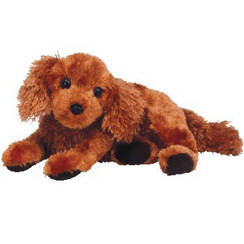 TY Beanie Baby - FITZ the Dog - 1