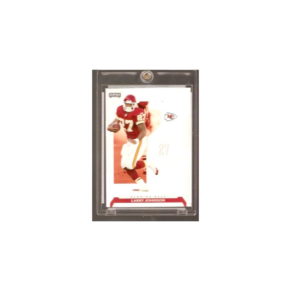 2006 Playoff NFL Football Larry Johnson Kansas City Chiefs