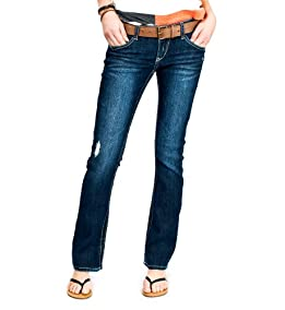 Kylie Skinny Bootcut Jeans