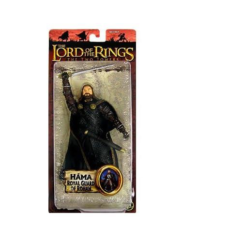 Lord of The Rings Hama Rohan Royal Guard Figure LOTR Toy Biz