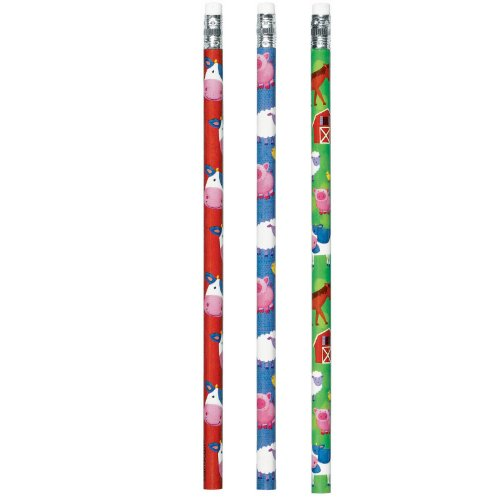 Barnyard Pencils Assorted - 1