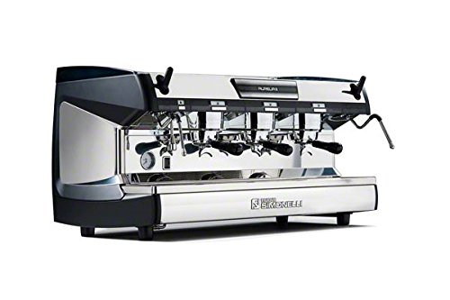 Nuova Simonelli Aurelia Ii Semi 3 Group Espresso Machine Maureiisem03Nd0001